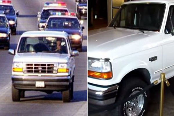 2016 Ford Bronco >> 10 Things You Didn't Know About The O.J. Simpson Trial - CrimeViral.com