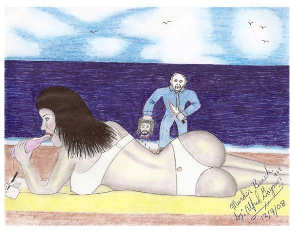 Murder Beach by Alfred Gaynor