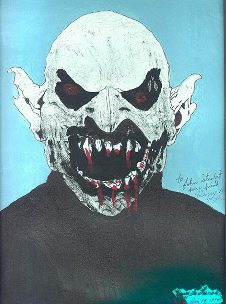 Demon by Henry Lee Lucas