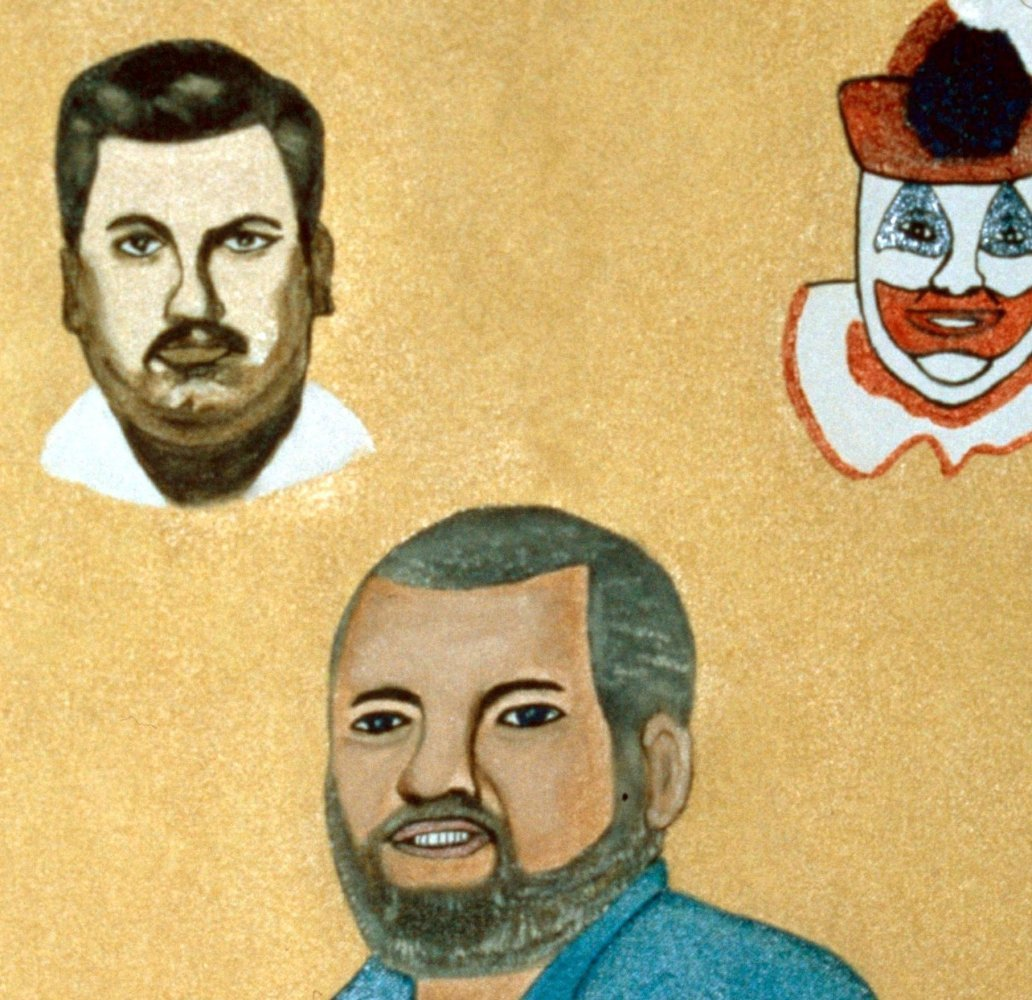 Self Portrait by John Wayne Gacy