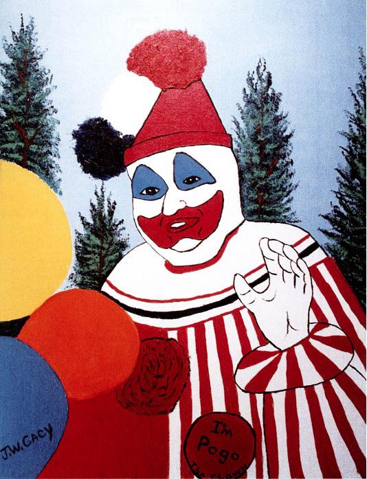 I Am Pogo by John Wayne Gacy