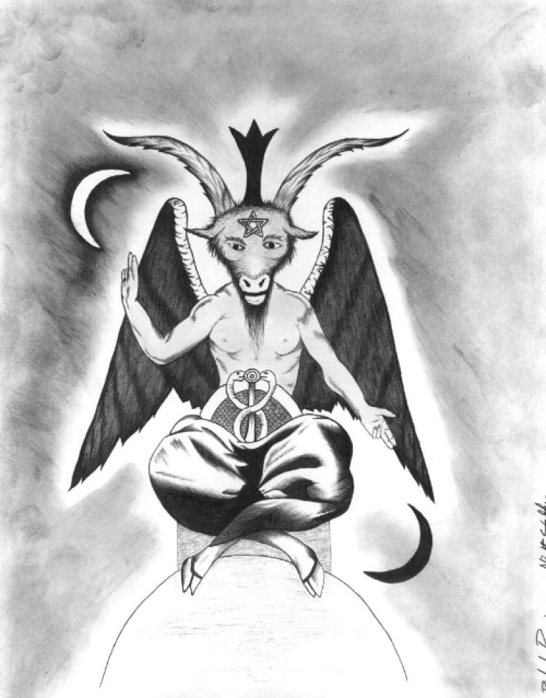 Satan by Richard Ramirez