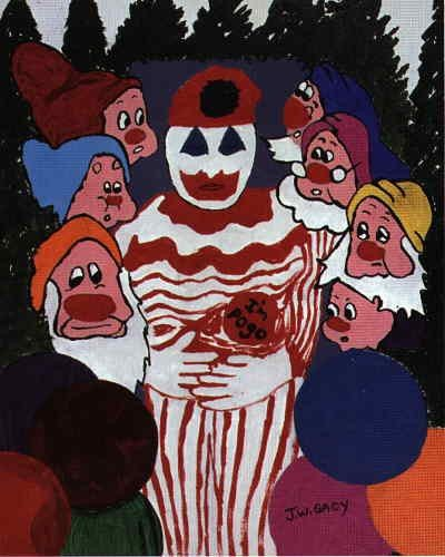 Snow White by John Wayne Gacy