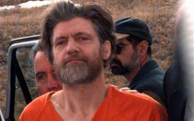 11 Serial Killers Who Taunted Police With Haunting Clues ... Theodore Kaczynski