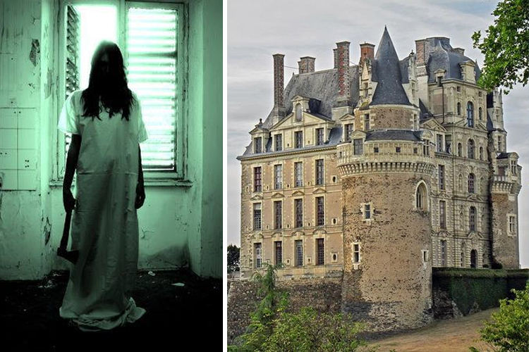 12 Most Haunted Places You Can Actually Spend The Night