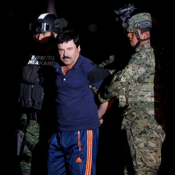 mexican cartel boss el chapo  u0026 39 promises not to kill jury