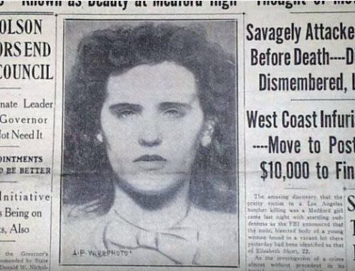 70 Years On, The Black Dahlia Murder Still Remains Unsolved