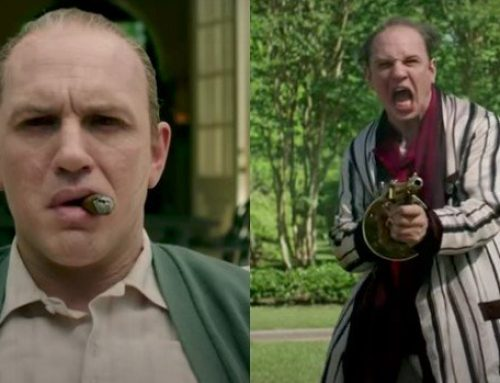 New Trailer Shows Tom Hardy As 'Capone' In The Gangster Biopic
