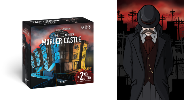 Can You Survive Crimes In History H H Holmes Murder Castle