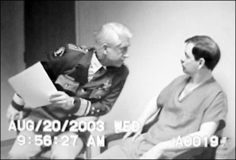 Gary Ridgway Interrogation