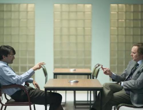 First Look At David Tennant As Real-Life Serial Killer Dennis 'Des' Nilsen