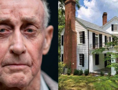 Take A Look Inside: The Mansion From Netflix's 'The Staircase' Is On The Market For $1.9 Million