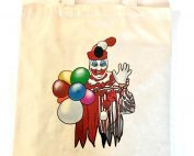 Pogo Clown Tote Bag